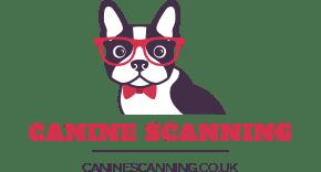 Canine Scanning Logo